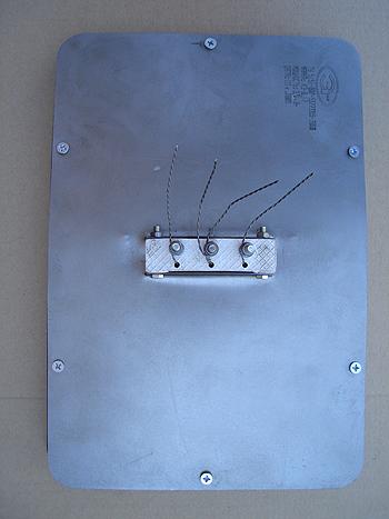 Электроконфорка КЭ-0,12